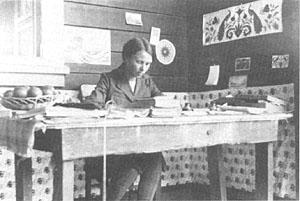 Ina Willekes McDonald, ook bekend onder de naam Ina Prins, (1886-1979). Zij richtte samen met Apie Prins het genootschap Nederland Nieuw Rusland in 1928 op.