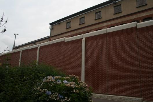 De vm. gevangenis van Lüttringhausen