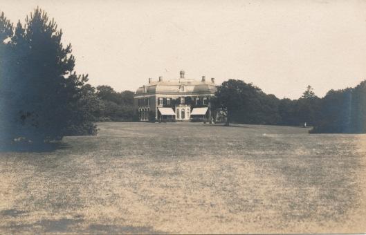 Nog een foto van Meer en Berg uit omstreeks 1920
