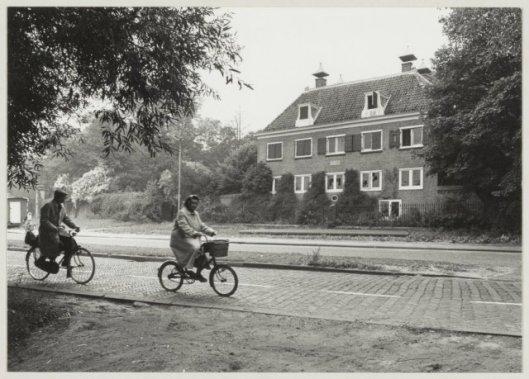 Gezicht op Meerzicht in Heemstede, circa 1950