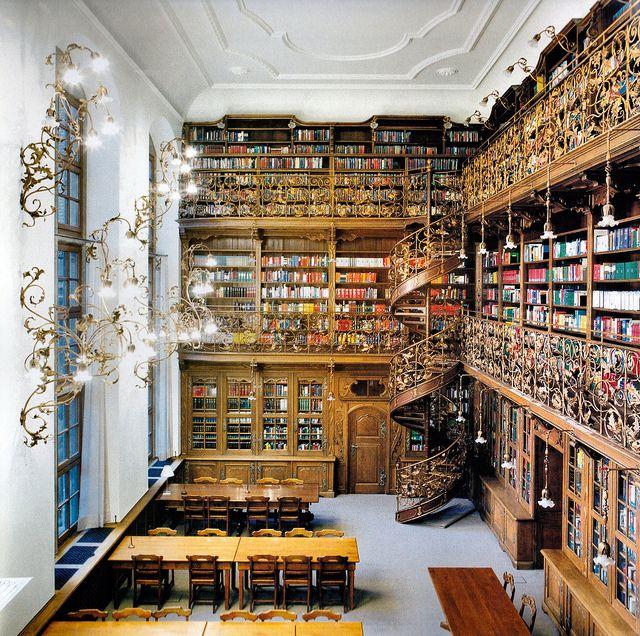 Historische bibliotheekinterieurs in nederland librariana - Idee bibliotheek ...
