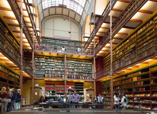 Vernieuwd interieur van Rijksmuseum Amsterdam (foto Maurice Bergmans)
