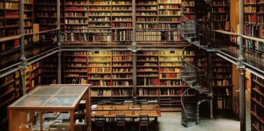 Onderzoekbibliotheek van het Rijksmuseum; de grootste kunsthistorische bibliotheek van Nederland