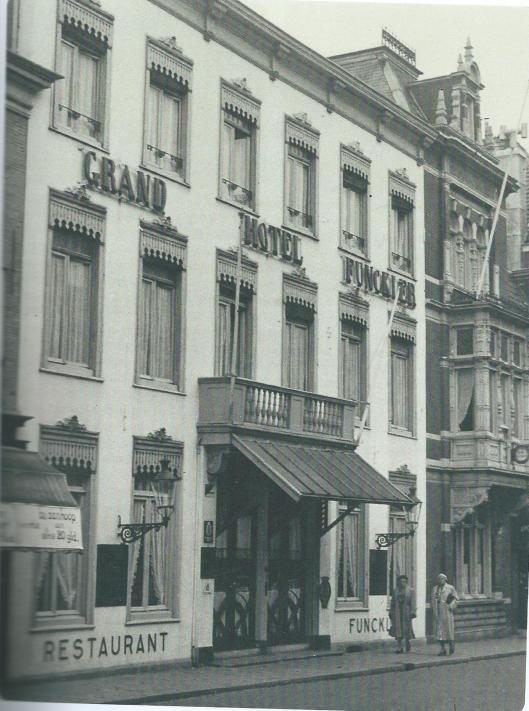 Over Hotel Funckler aan de Kruisstraat in Haarlem is op basis van een koffer vol documenten een artikel gewijd in: Uitgelicht, tijdschrift van Het Noord-Hollands Archief, mei 2014, nummer 2.