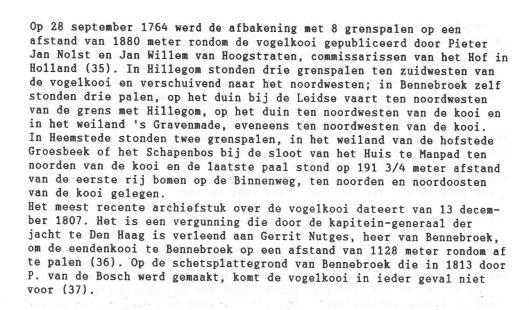 Vervolg 'de Vogelkooi'; door Dpahne Riupassa, 1989