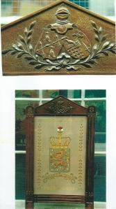 Een herinnering aan de generaals Van Merlen in bezit van de schietvereniging generaal van Merlen in haarlem