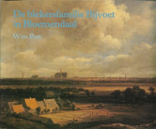 Voorzijde van boek door Wim Post