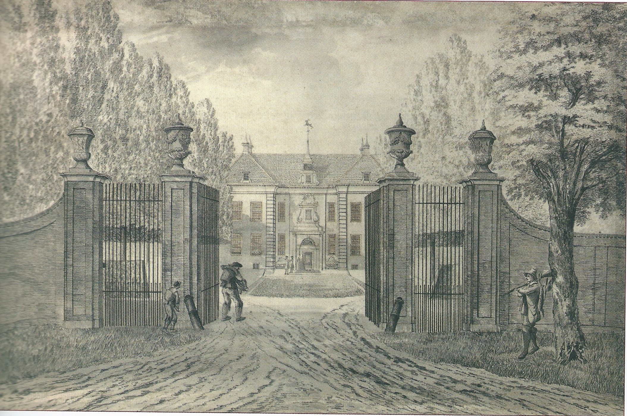Historie van Eikenrode (Overplaats de Hartekamp) /architecten J.A.G ...: https://ilibrariana.wordpress.com/2012/02/08/historie-eikenrode...