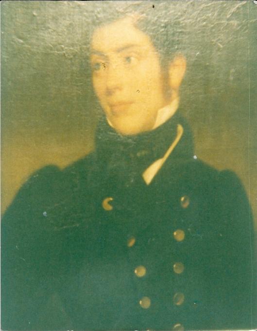 Portret van Adrian Elias Hope? Zie: hans Krol: uit het archief, een onbekend portret van Adrian WElias Hope. In: Heerlijkheden, nummer 120, 2004 (foto Heerkens Thijssen)