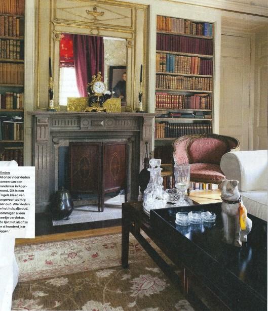 Huize Oosterhout, foto uit artikel in Volkskrant Magazine, 13 april 2013, nr. 641