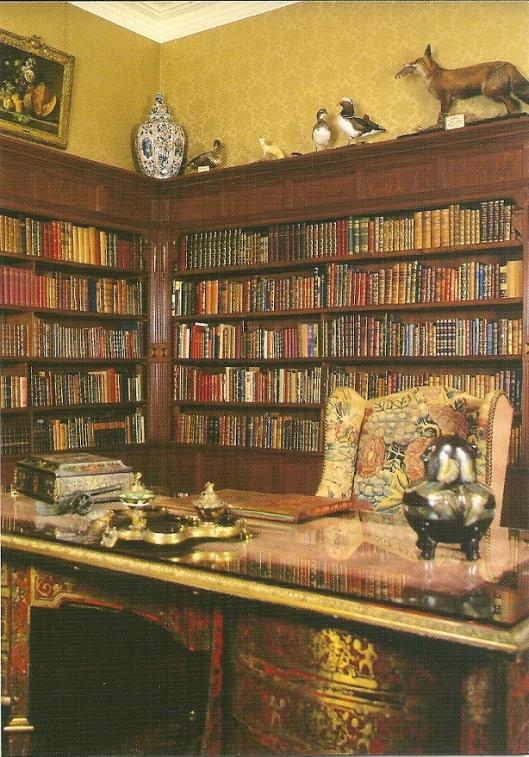 Bibliotheek Singraven, Denekamp (Stichting Edwina van Heek)