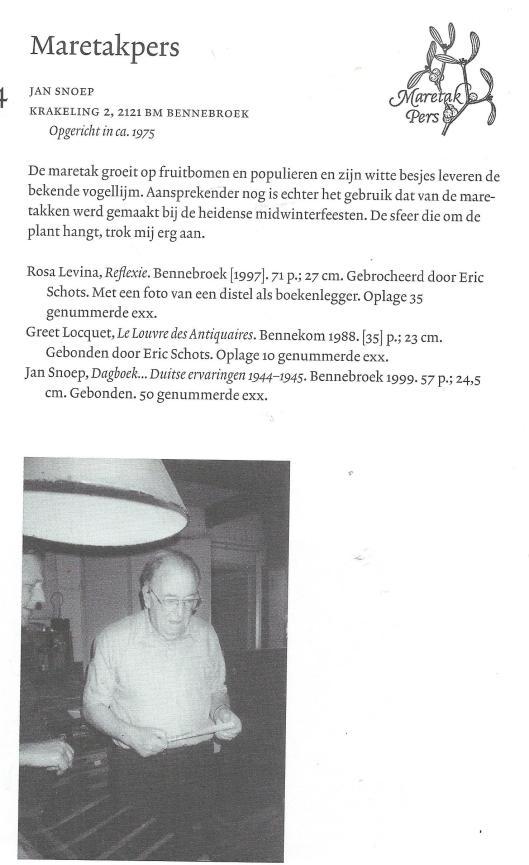 4af658cdeb9 Fragmenten uit oorlogsdagboeken / Raad van Illegaliteit Heemstede ...