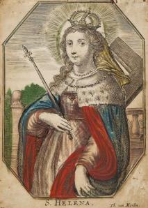 St.Helea. Ets door Theodoor II van Merlen