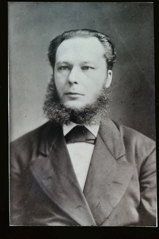 Dominee Gerrit Barger