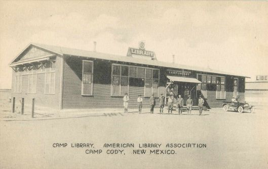 Soldiers Library Cody, New Mexico