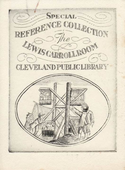 Ex libris Cleveland Public Library: special reference collection