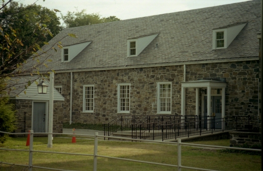 Franklin Delano Roosevelt Library and Museum (foto Jan Teengs)