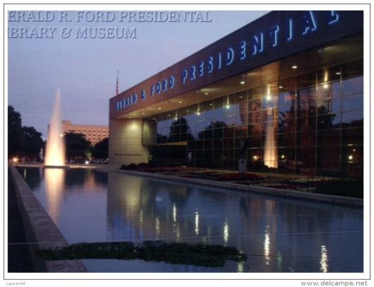 Ford Presidential Library and Museum