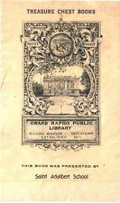 Bookplate Grand Rapids Public Library