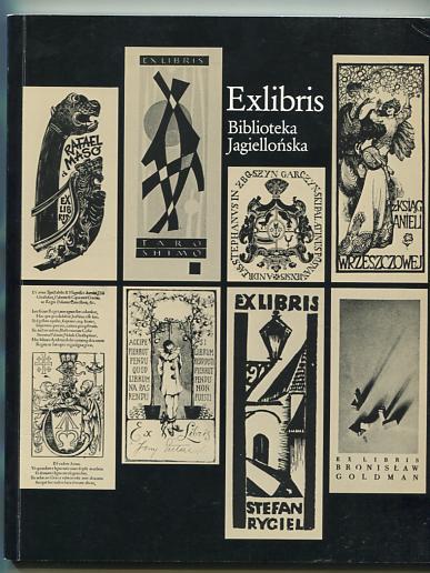 Ex libris Biblioteka Jagiellonska (UB), Krakau, Polen