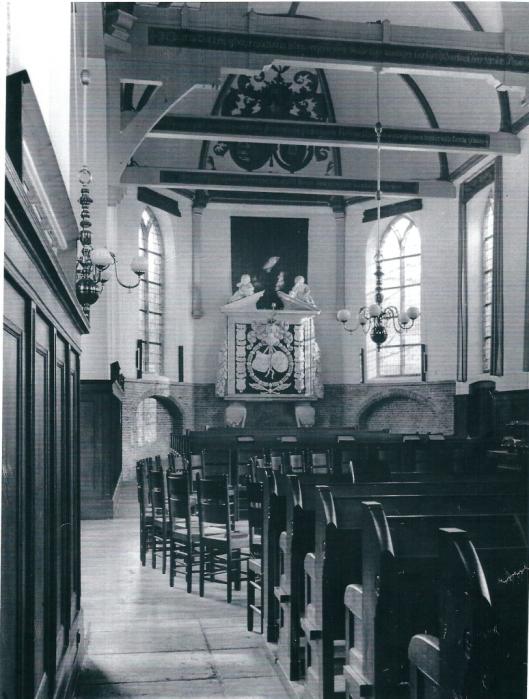 Praalgraf Adriaan Pauw in Oude Kerk Heemstede