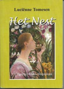 Vooromslag van 'Het nest' door Luciënne Tomesen