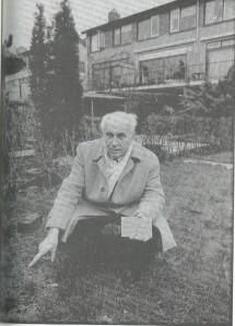 Jan Bomans als bomoloog