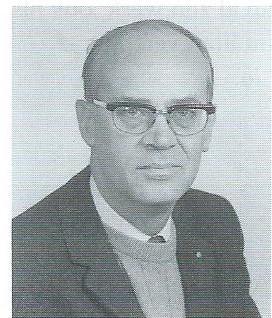 Portret van dominee Ekke (Egbert) Sneller (1920-1996)