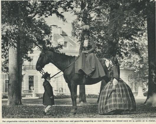 Filmbeeld ontvoering de Hartekamp, Panorama, 7-10-1961