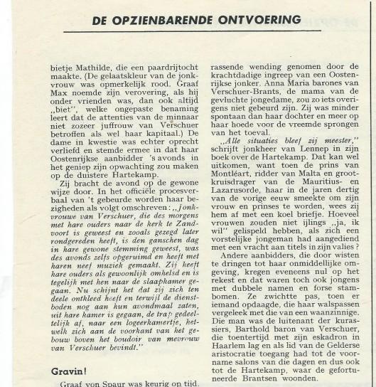 Ontvoering De Hartekamp (2) Uit: Panorama, 7-10-1961