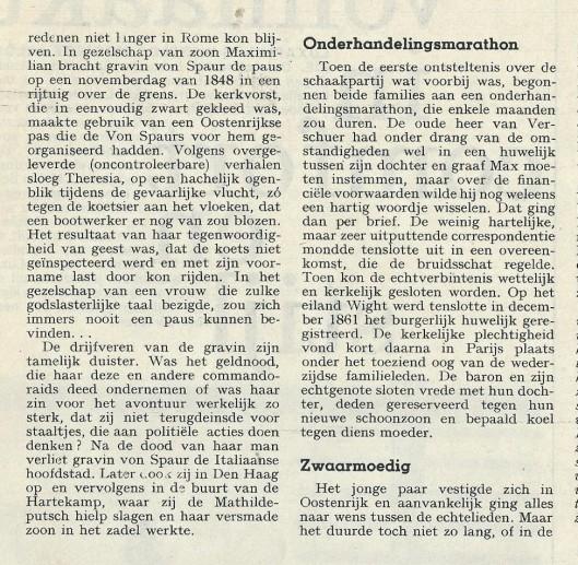 Ontvoering op de Hartekamp (4), Panorama, 7-10-1961