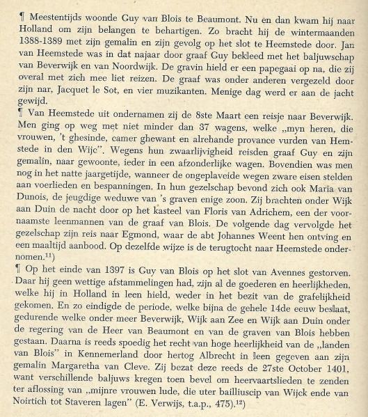 Uit: H.J.J.Scholtens, Uit het verleden van Midden-Kennemerland. Den Haag, Van Stockum, 1947, pagina 58.