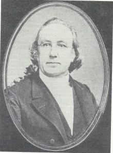 Bernard Gewin (1812-1873 was als opvolger van Nicolaas Beets van 1854 tot 1861 predikant in Heemstede