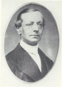 Ds. W.J.Geselschap (1830-1911) was van 1862 tot 1865 predikant in Heemstede