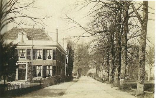 Foto van Bosch en Vaart uit 1895