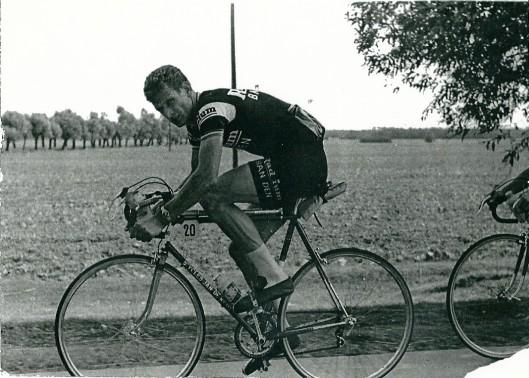 Piet Steenvoorden in actie