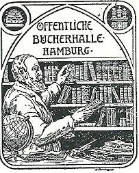 Op 2 oktober 1899 is in Hamburg de eerste 'oeffentliche B Bücherhalle' geopend