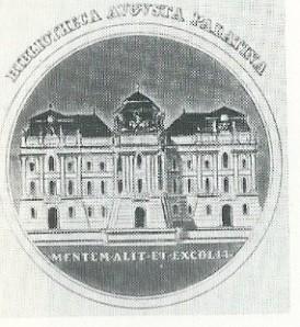 K.K. Hof- und Staatsbibliothek, Wenen, omstreeks 1850
