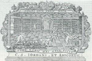 Exlibris Ch.E.Jordan