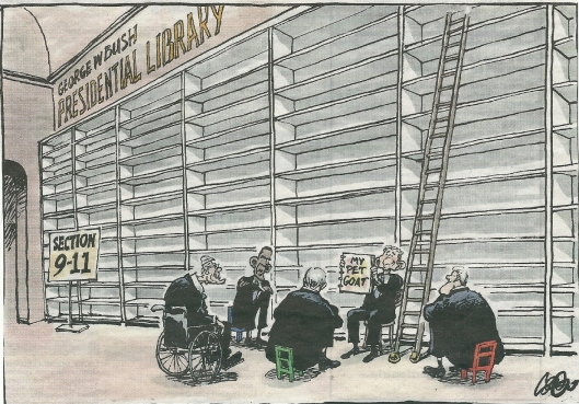 Collignon. De Volkskrant, 27 april 2013