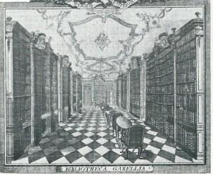 Garellische Bibliothek, Wenen (18e eeuw)