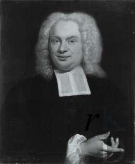 Albertus Voget (1695-1771). Portretschilderij door J.M.Quinkhard (foto RKD-Den Haag)