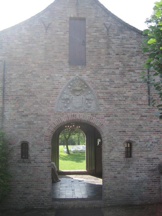 De Duivenpoort bij het Oude Slot in Heemstede