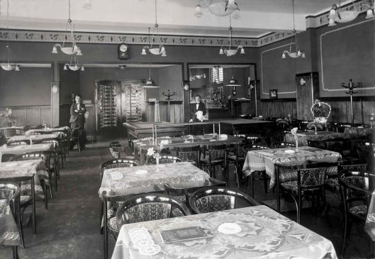Bedienend personeel Boekenrode, 1929