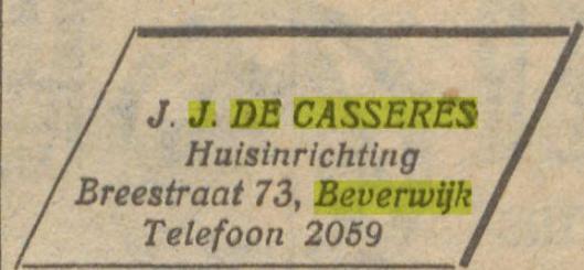Casseres