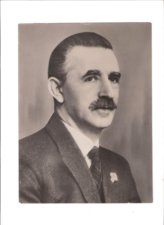 Portret van Abraham Daniëls (1873-1942)