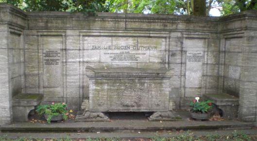 Graf van Eugen Gutmann in Berlijn