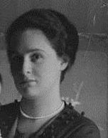 Louise Gutmann-von Landau (1892-1944) in 1919