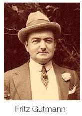 Fritz Gutmann (1886-1944)