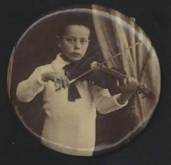 Hartog Jacob Godschalk, circa 1921 (foto collectie Joods Historisch Museum)